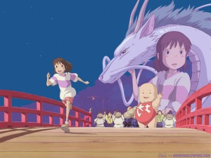image from spirited away film